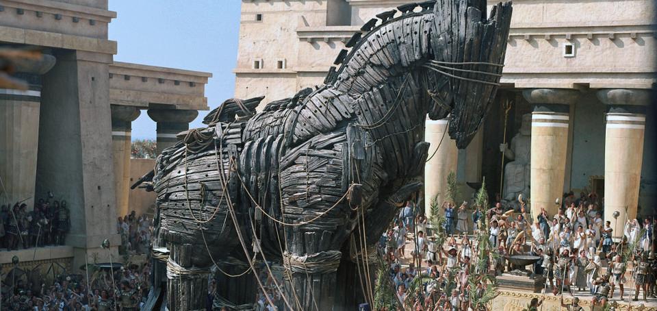 storytelling y el caballo de troya