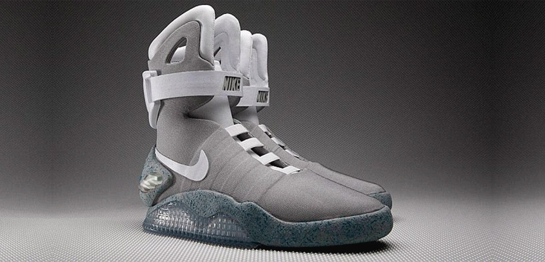 zapatillas de volver al Futuro