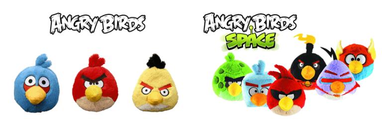 Qué es contenido Angry Birds