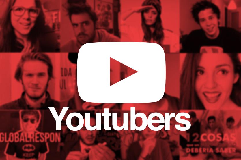 Blogs, vlogs y youtubers